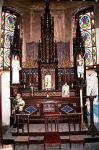 Ancienne église St michel: autel principal